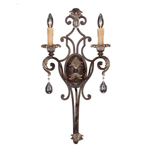 Savoy House Chinquapin Two-Light Wall Sconce