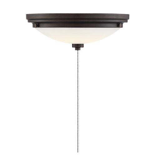 Lucerne Esspresso One-Light Fan Light Kit