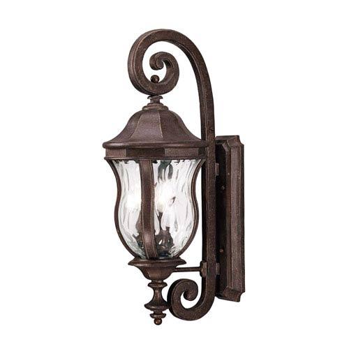 Monticello Three-Light Outdoor Lantern