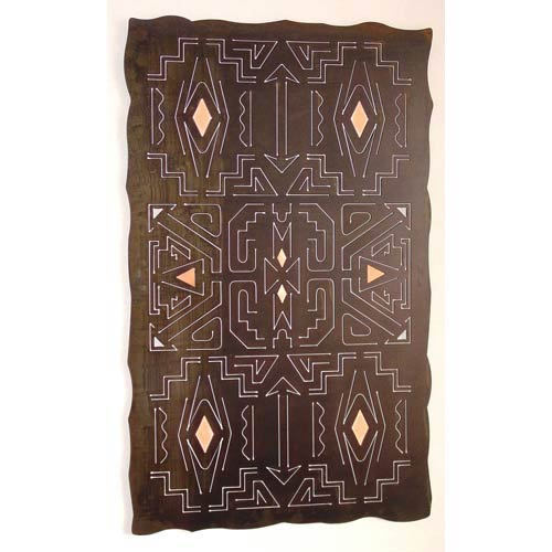 IronCraft Steel Tapestry