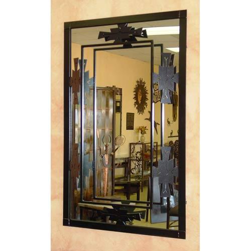 Aztec 3-D Mirror
