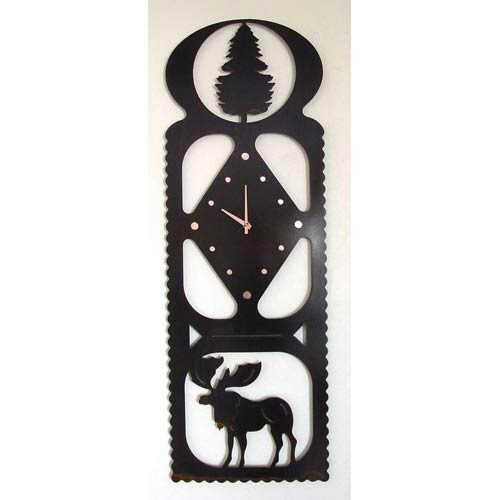 High Country Clock