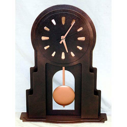 Adobe Clock