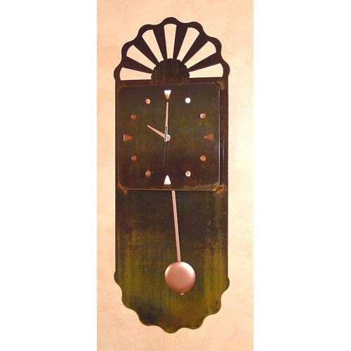 Casita Pendulum Clock