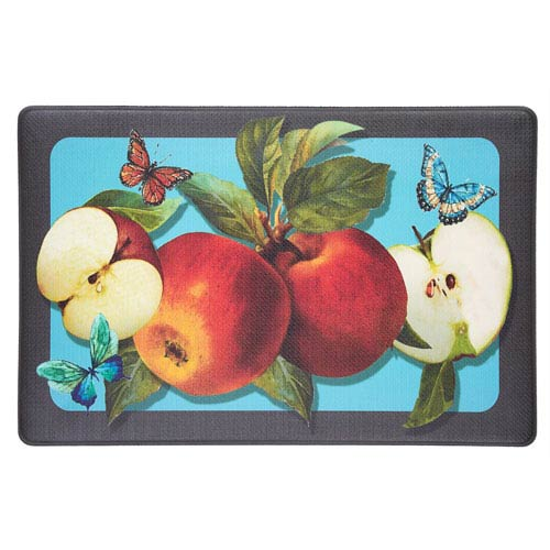 Golden Delicious Rectangular: 18 x 30-Inch Anti Fatigue Mat