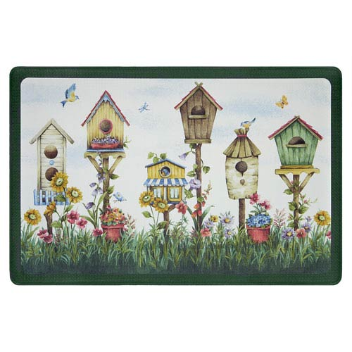 Home Sweet Home Rectangular: 18 x 30-Inch Anti Fatigue Mat