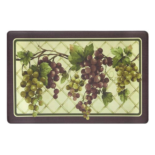 Tuscany Rectangular: 18 x 30-Inch Anti Fatigue Mat
