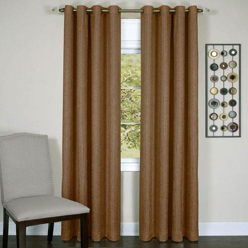 Taylor Cinnabar 63 x 50 In. Curtain Panel