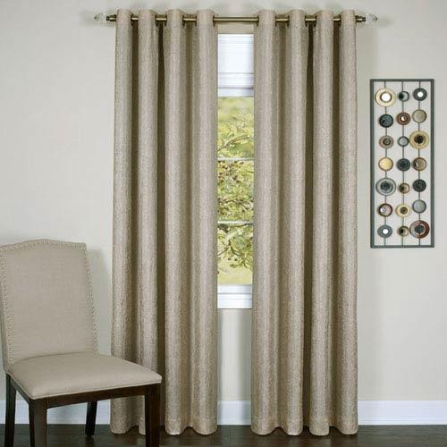 Taylor Tan 63 x 50 In. Curtain Panel