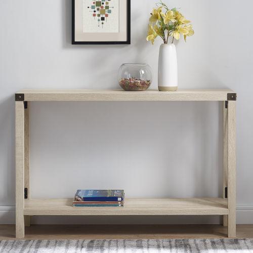 Walker Edison Furniture Co Entryway Table Af46mxet Bellacor