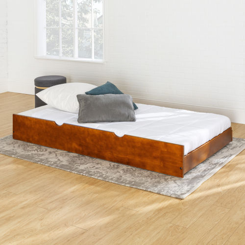 Cherry Twin Trundle Bed