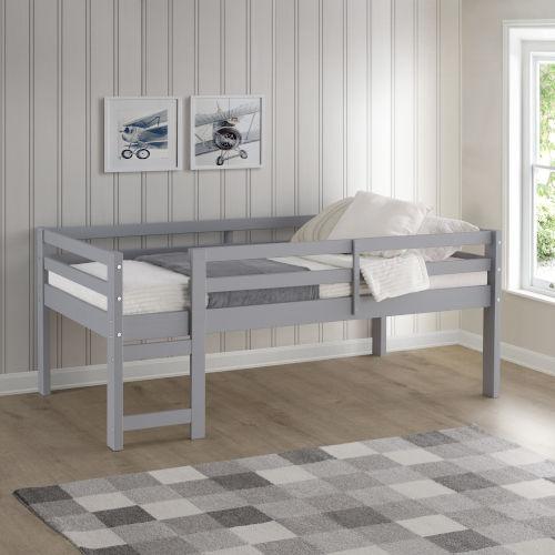 Low Loft Bed