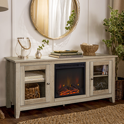 White Tv Stands And Cabinets Free Shipping Bellacor
