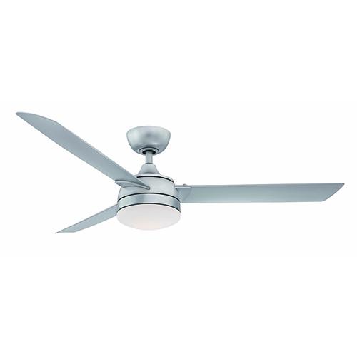 Xeno Wet Silver LED Ceiling Fan