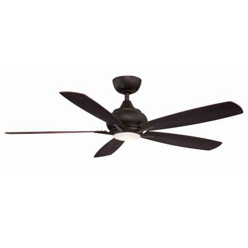 Doren Dark Bronze 52-Inch LED Ceiling Fan