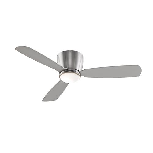 Embrace 52 Brushed Nickel LED Ceiling Fan