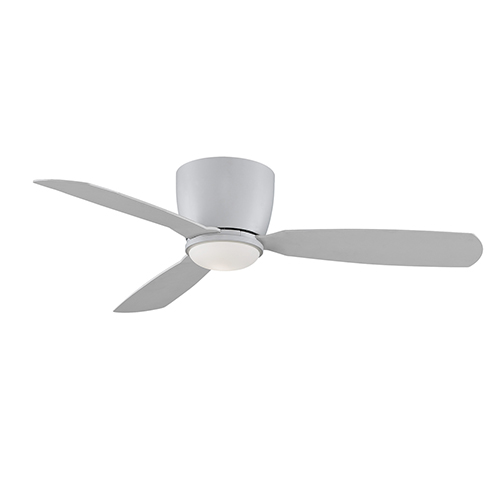 Embrace 52 Matte White LED Ceiling Fan