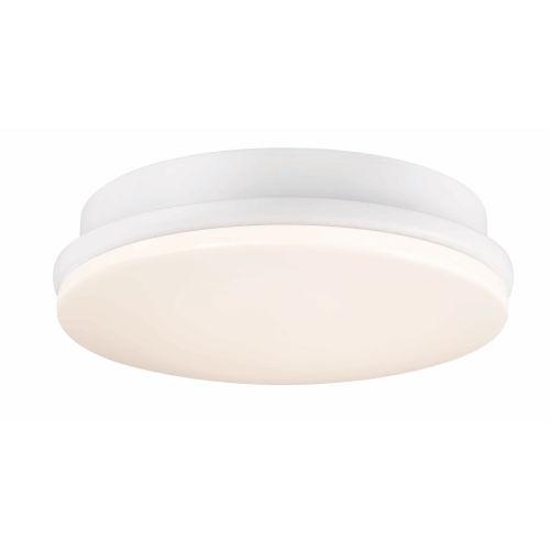 Kute Matte White Six-Inch LED Light Kit