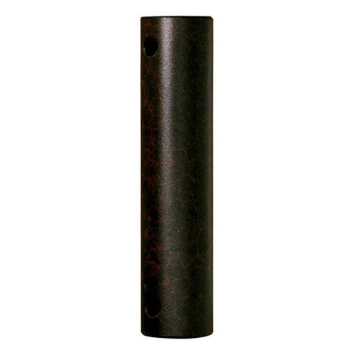 Fanimation Rust 12-Inch Stainless Steel Downrod