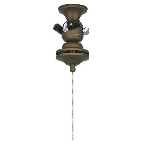 Fanimation Oil Rubbed Bronze Three-Light Bowl Fitter