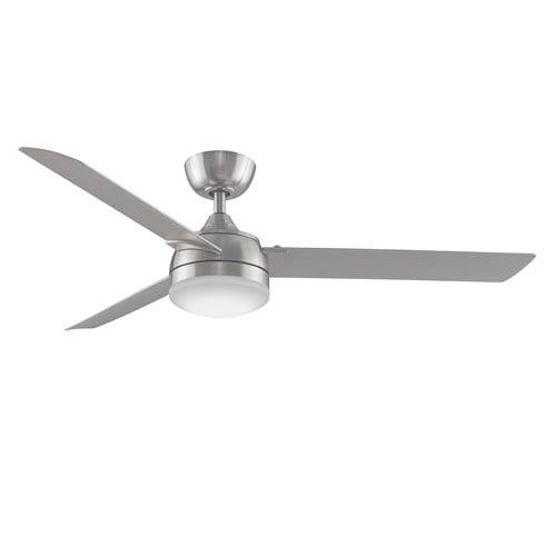 Fanimation Xeno Brushed Nickel  LED Energy Star Ceiling Fan