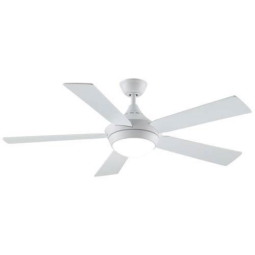 Fanimation Celano V2 Matte White Ceiling Fan