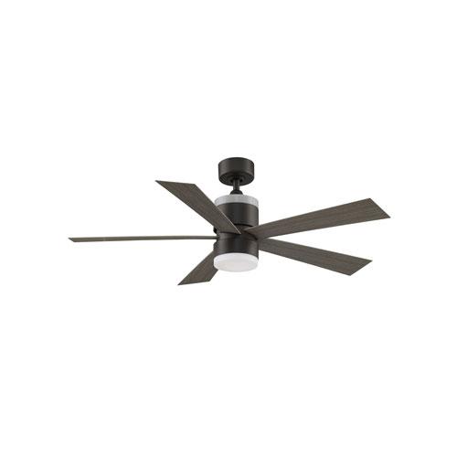 Torch Matt Greige 52-Inch Ceiling Fan