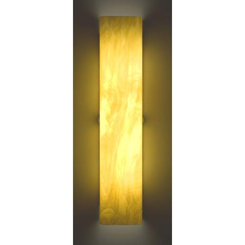 Channel Toffee Fluorescent Wall Sconce