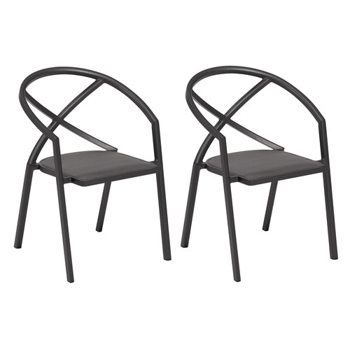 Azal Ninja Armchair, Set of Two