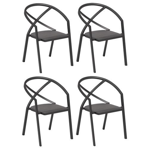 Azal Ninja Armchair, Set of Four