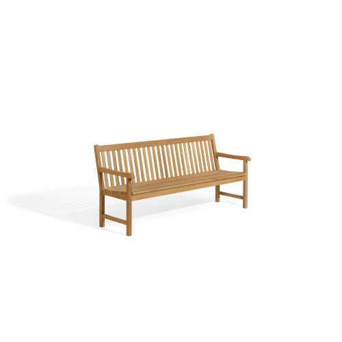 Classic Natural Outdoor Bench