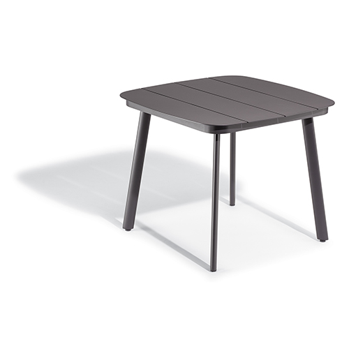 Eiland Carbon Square Dining Table