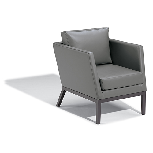 Salino Nauticau Nickel Club Chair