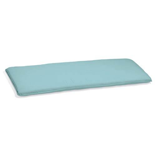 oxford garden sunbrella cushion for 60 inch oxford backless bench mineral blue sunbrella fabric. Black Bedroom Furniture Sets. Home Design Ideas