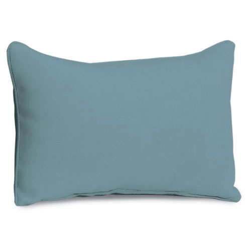 Lumbar Pillow - Ice Blue Polyester