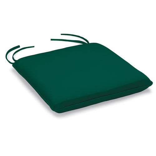 Oxford Garden Mera Stacking Armchair Cushion - Hunter Green Sunbrella