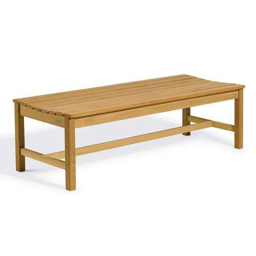 Shorea Hardwood 5 ft. Backless Bench