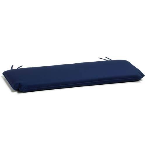 Navy 5-Ft. Bench Cushion