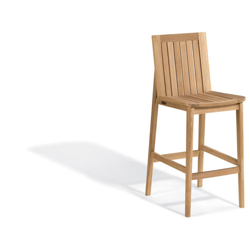 Oxford Garden Islay Bar Chair - Natural Shorea