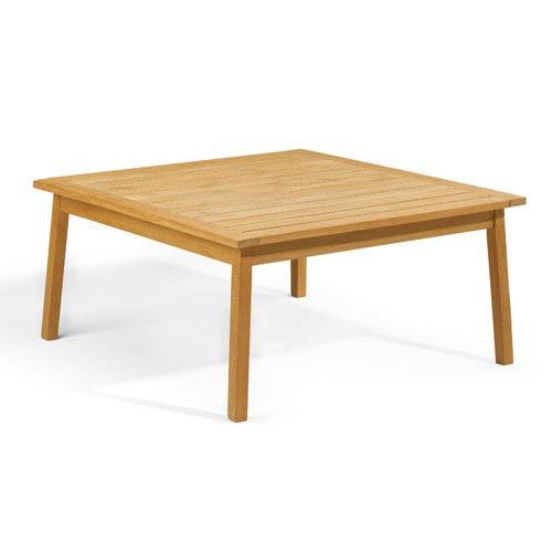 Siena Natural Chat Table