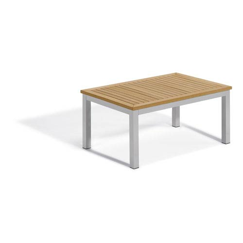 Travira Natural Tekwood Coffee Table