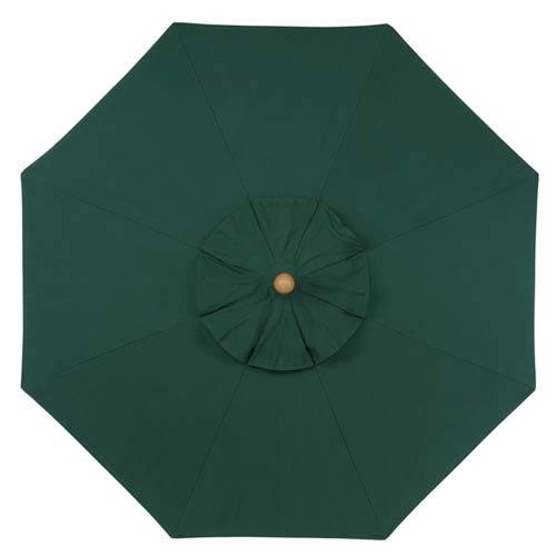 6-Ft. Hunter Octagonal Sunbrella Market Umbrella