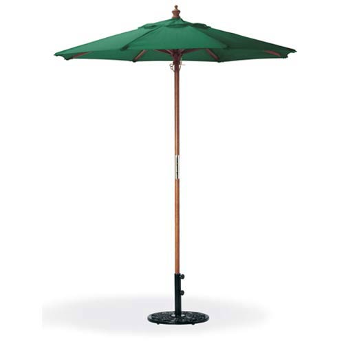 6 Ft. Hunter Octagonal Polyester Market Umbrella
