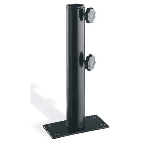 Market Black Umbrella Table Clamp
