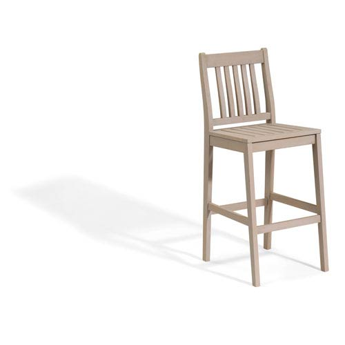 Wexford Bar Chair - Grigio Shorea