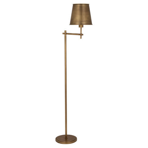 Mill & Mason Greenwell Aged Brass One-Light Floor Lamp
