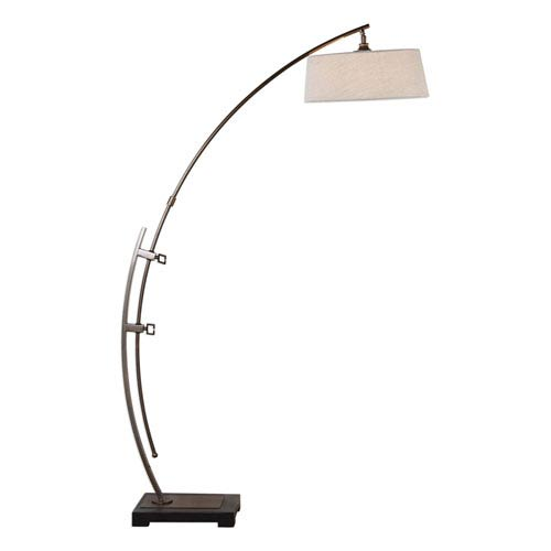 Whitmore Bronze Arc Floor Lamp