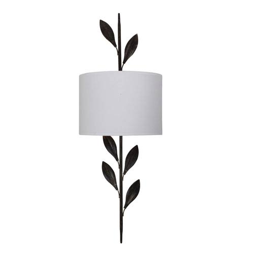 Rosemary Bronze One-Light Wall Sconce