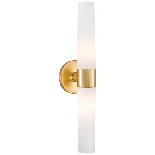 Stella Gold Two-Light Vanity