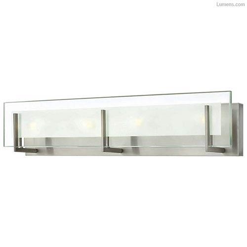 Lyon Chrome 37-Inch LED Vanity